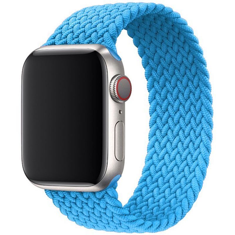 Braided Náramok Apple Watch 38/40mm Sky Blue
