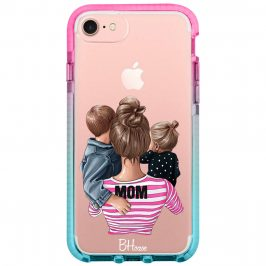 Mom Of Girl And Boy Kryt iPhone 8/7/SE 2 2020
