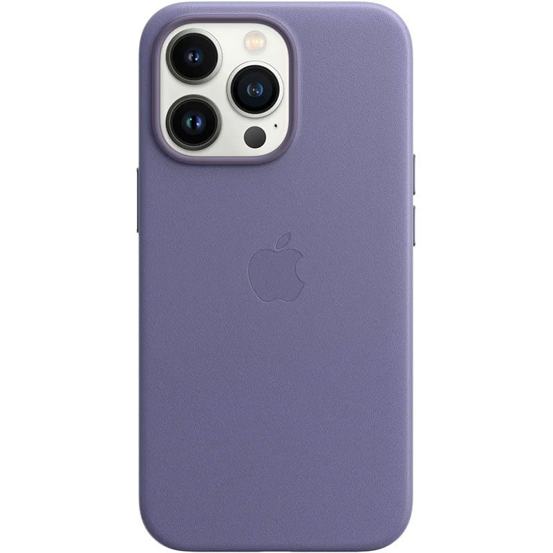 Apple Wisteria Leather MagSafe Kryt iPhone 13 Pro