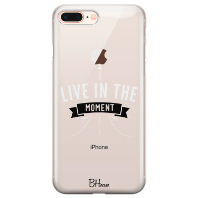 Live In The Moment Kryt iPhone 7 Plus/8 Plus