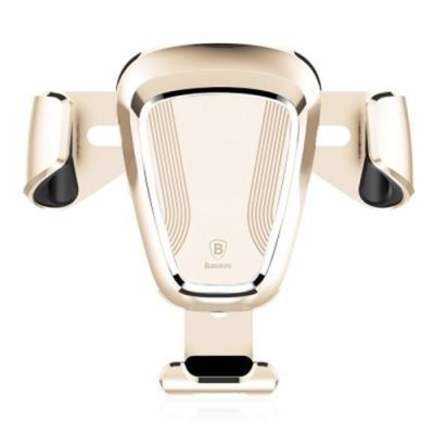 Baseus Gravity Car Mount Gold