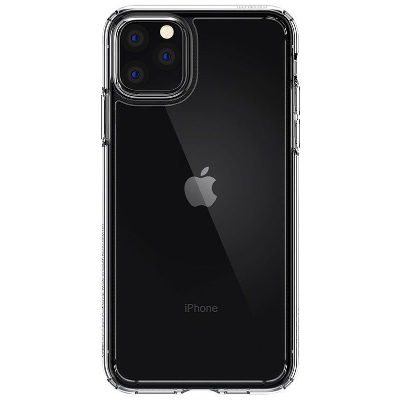 Spigen Ultra Hybrid Crystal Clear Kryt iPhone 11 Pro Max