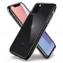 Spigen Ultra Hybrid Crystal Clear Kryt iPhone 11 Pro