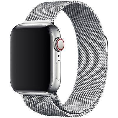 Loop Náramek Apple Watch 42/44mm Silver