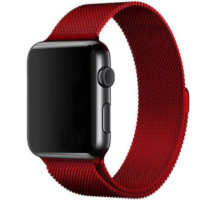 Loop Náramek Apple Watch 38/40mm Red