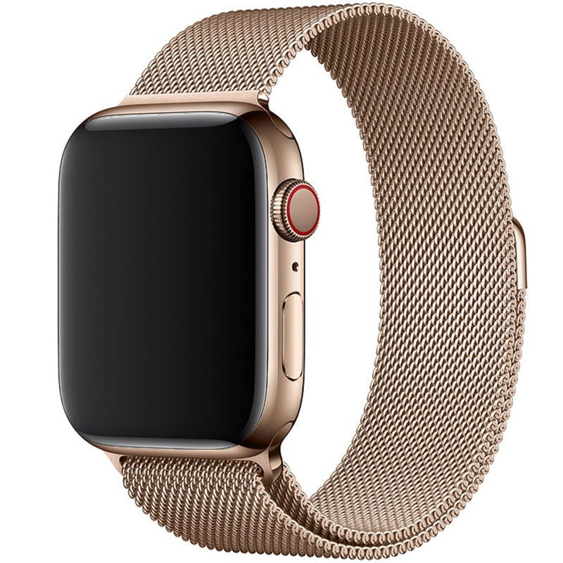 Loop Náramek Apple Watch 38/40mm Antique Gold