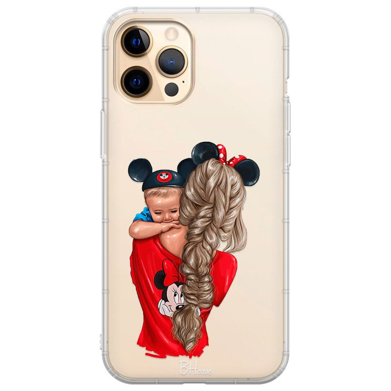 Baby Mouse Kryt iPhone 12 Pro Max