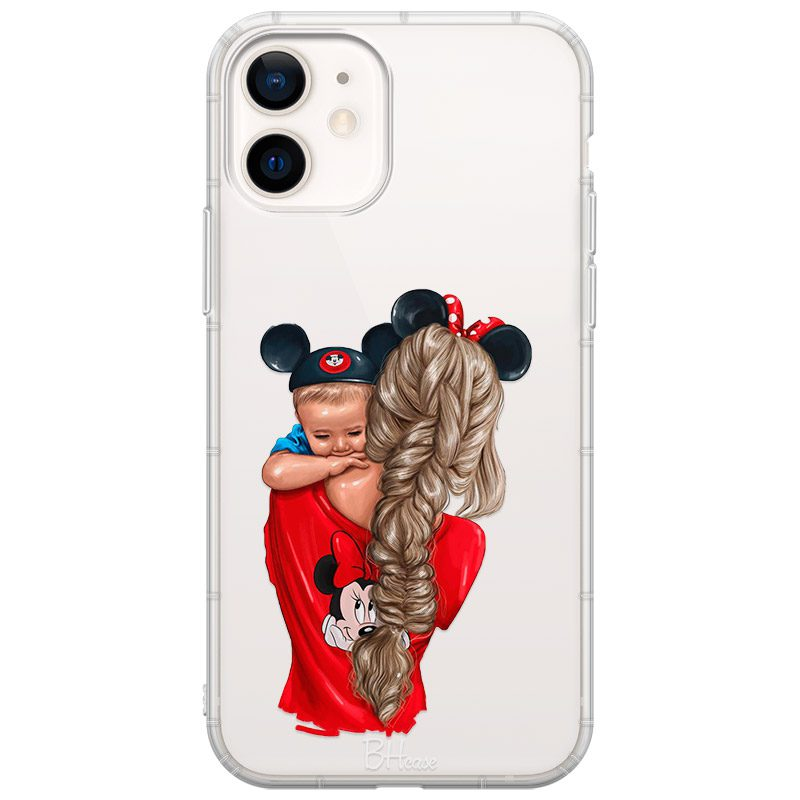Baby Mouse Kryt iPhone 12 Mini