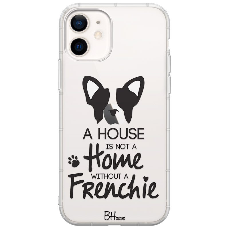 Frenchie Home Kryt iPhone 12 Mini