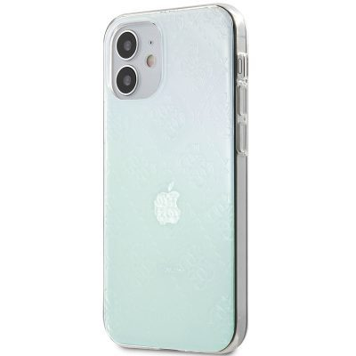 Guess 3D Raised Iridescent Kryt iPhone 12 Mini