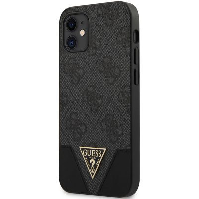 Guess 4G Triangle Grey Kryt iPhone 12 Mini