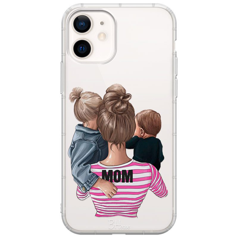 Mom Of Boy And Girl Kryt iPhone 12 Mini