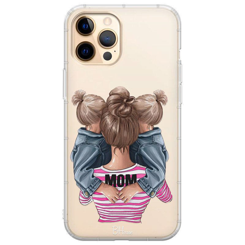 Mom Of Girl Twins Kryt iPhone 12 Pro Max