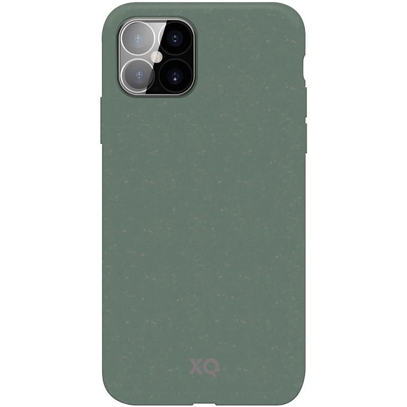 Xqisit Eco Flex Anti Bac Palm Green Kryt iPhone 12/12 Pro