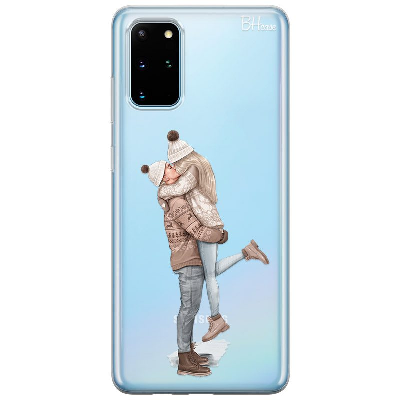 All I Want For Christmas Blonde Kryt Samsung S20 Plus