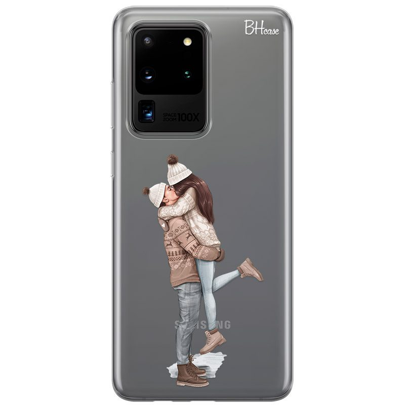 All I Want For Christmas Brown Hair Kryt Samsung S20 Ultra