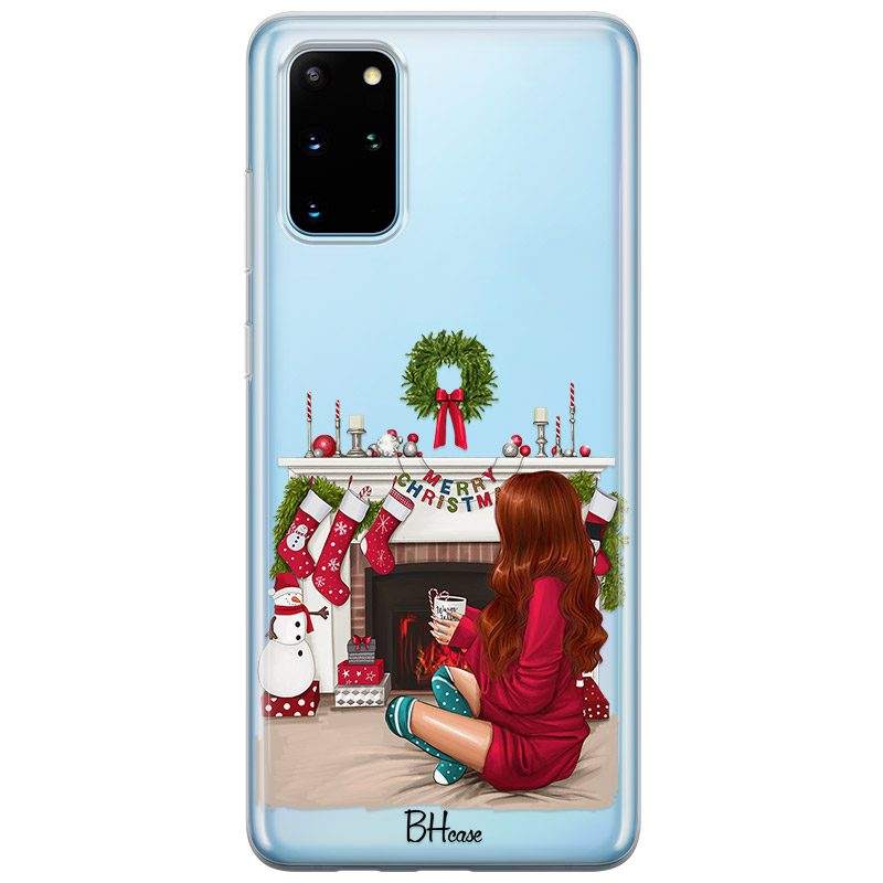 Christmas Day Redhead Kryt Samsung S20 Plus