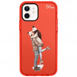 All I Want For Christmas Brown Hair Kryt iPhone 12/12 Pro