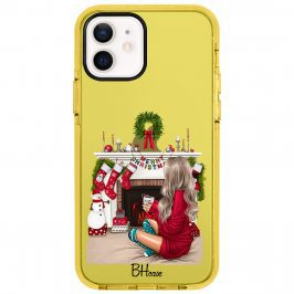 Christmas Day Blonde Kryt iPhone 12/12 Pro