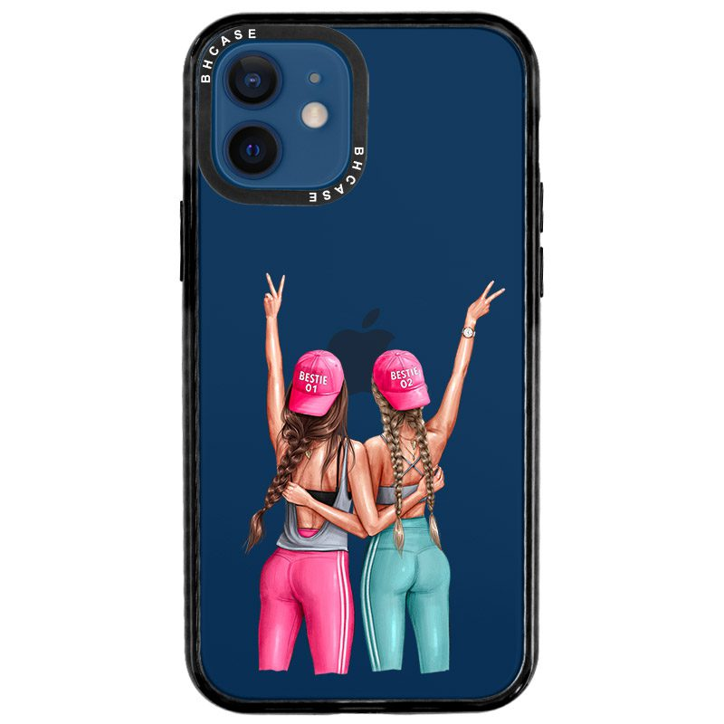 Girls Can Kryt iPhone 12/12 Pro