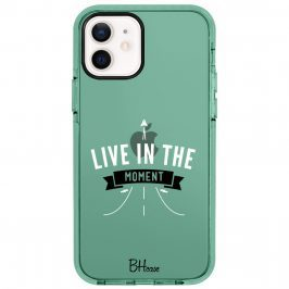 Live In The Moment Kryt iPhone 12/12 Pro