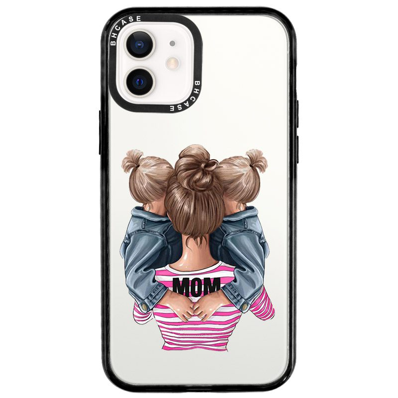Mom Of Girl Twins Kryt iPhone 12/12 Pro