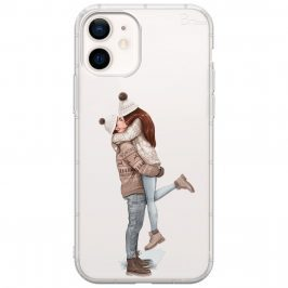 All I Want For Christmas Redhead Kryt iPhone 12/12 Pro