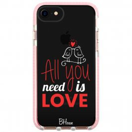 All You Need Is Love Kryt iPhone 8/7/SE 2 2020