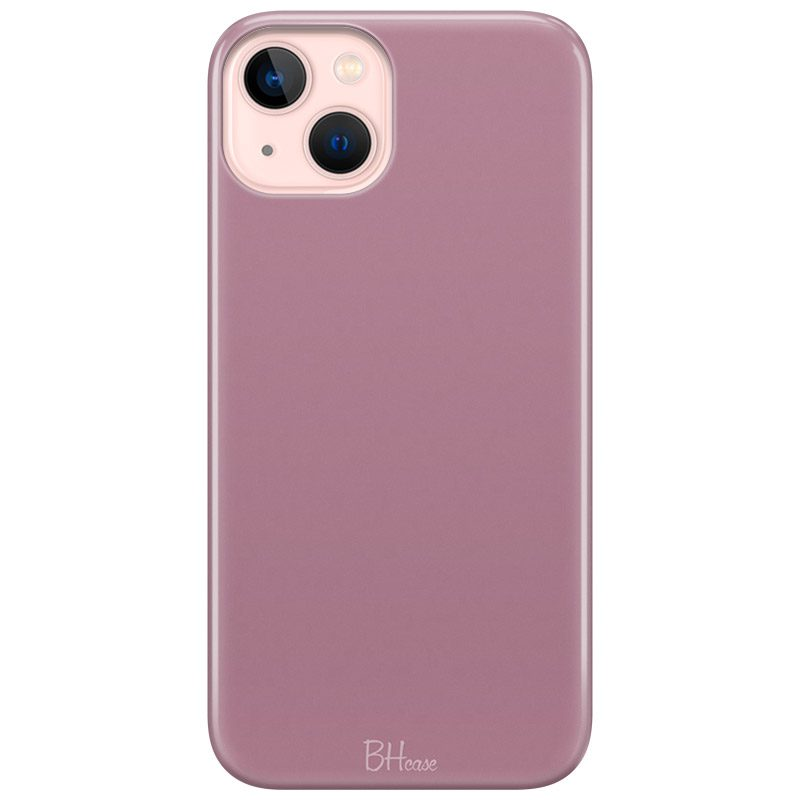 Candy Pink Color Kryt iPhone 13