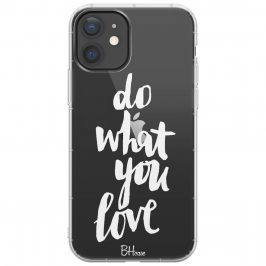 Do What You Love Kryt iPhone 12/12 Pro