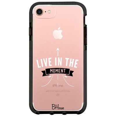 Live In The Moment Kryt iPhone 8/7/SE 2 2020