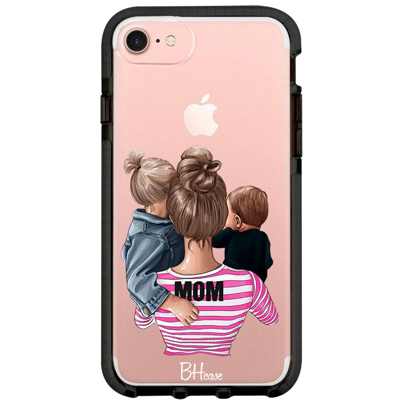 Mom Of Boy And Girl Kryt iPhone 8/7/SE 2 2020