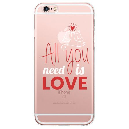 All You Need Is Love iPhone 6/6S Tok