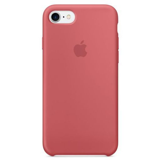 Apple Pink Silicone iPhone 6/6S Tok