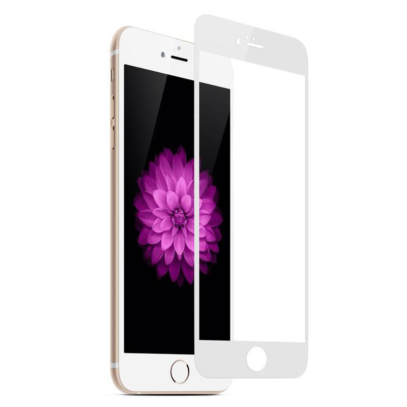 Full 3D Tempered Glass Black iPhone 6/6S
