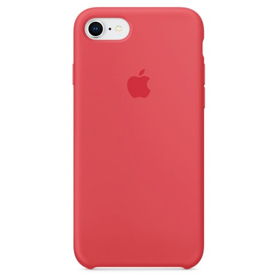 Apple Red Raspberry Silicone iPhone X Tok