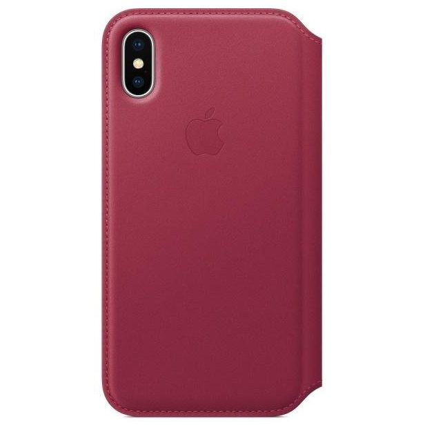 Apple Flip Berry iPhone X/XS Tok