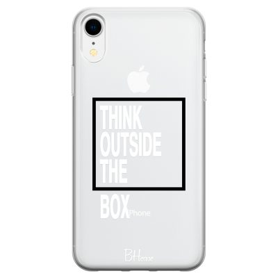 Think Outside The Box iPhone XR Tok