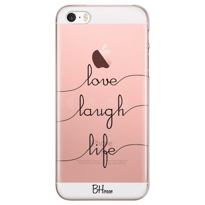 Love Laugh Life iPhone SE/5S Tok