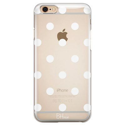 Polka Dots iPhone 6/6S Tok