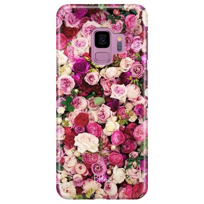 Roses Pink Samsung S9 Tok