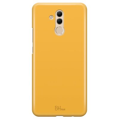 Honey Yellow Color Huawei Mate 20 Lite Tok