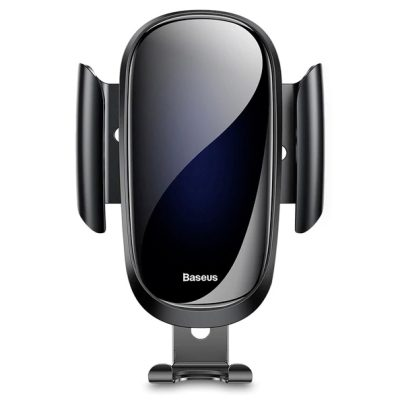 Baseus Future Gravity Car Mount Holder Black