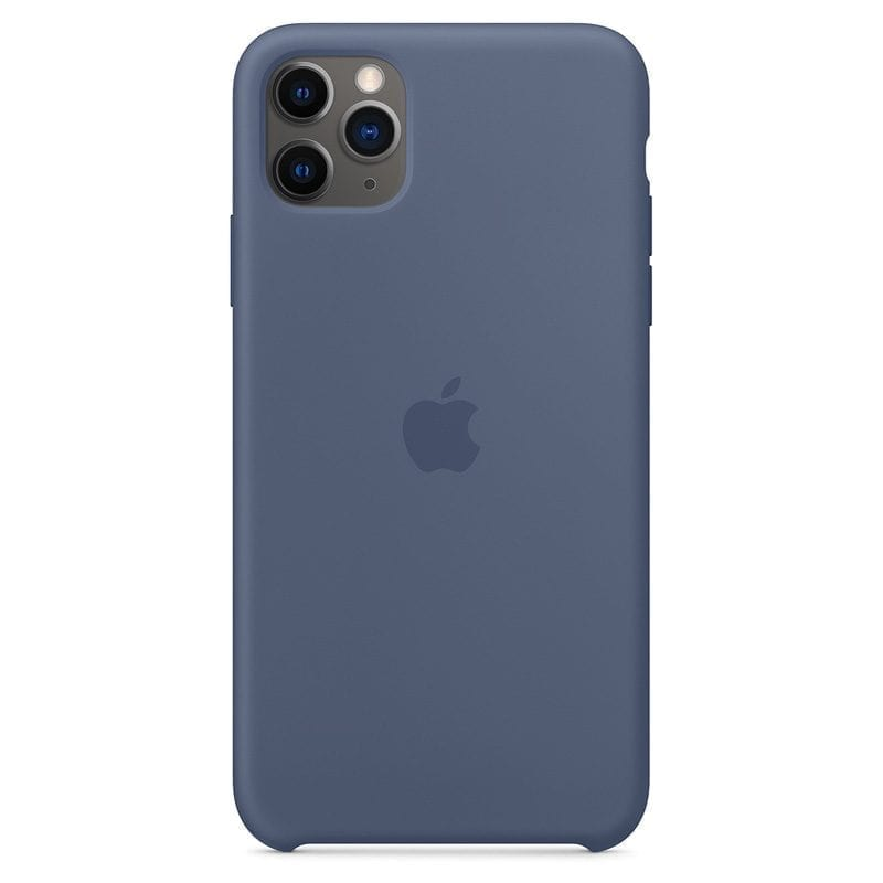 Apple Alaskan Blue Silicone iPhone 11 Pro Max Tok