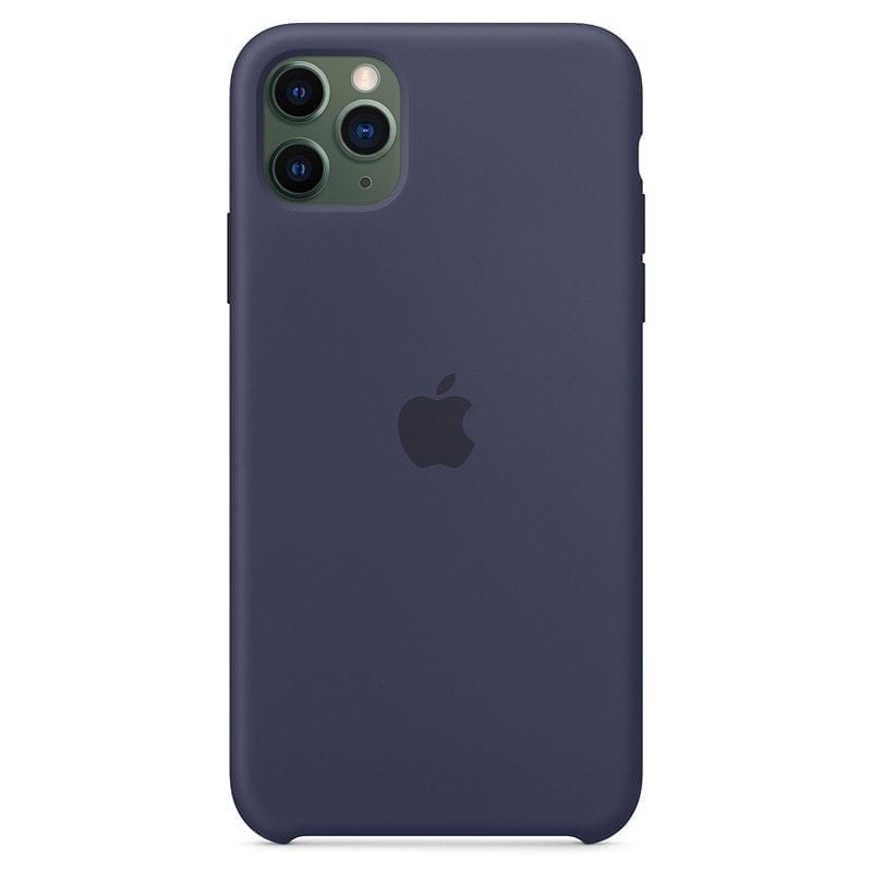 Apple Midnight Blue Silicone iPhone 11 Pro Max Tok