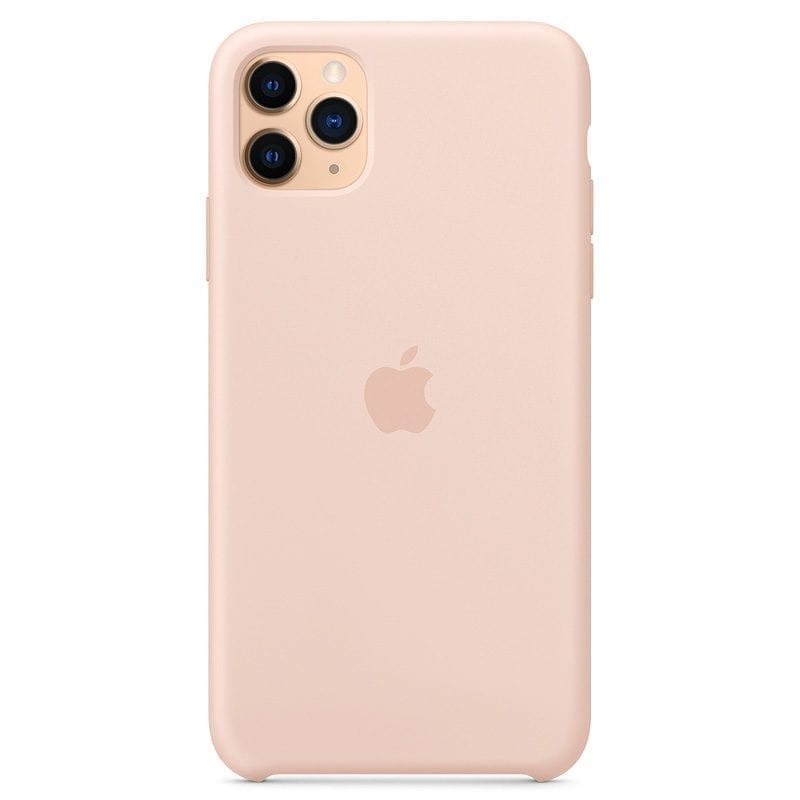 Apple Pink Sand Silicone iPhone 11 Pro Max Tok