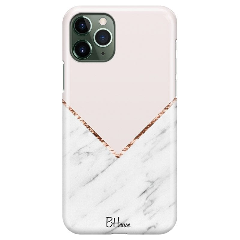 Marble And Pink Color iPhone 11 Pro Max Tok