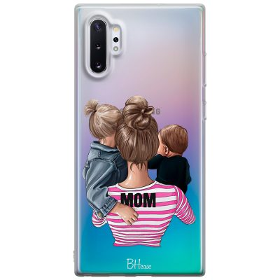 Mom Of Boy And Girl Samsung Note 10 Plus Tok