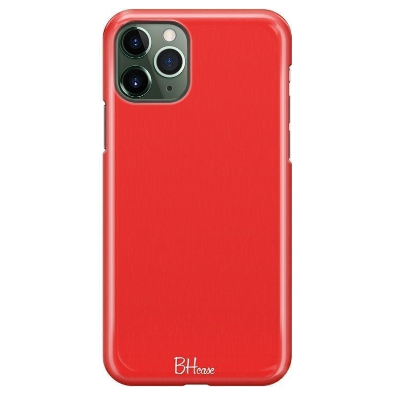 Red Apple Color iPhone 11 Pro Max Tok