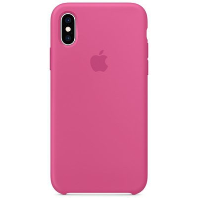 Apple Dragon Fruit Silicone iPhone XS Tok